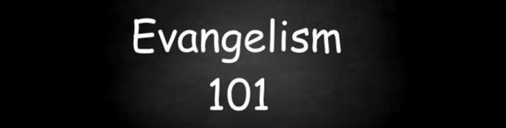 evangelism-101