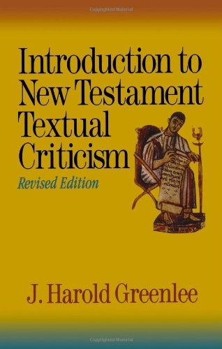 hardold-greenlee-introduction-to-the-new-testament