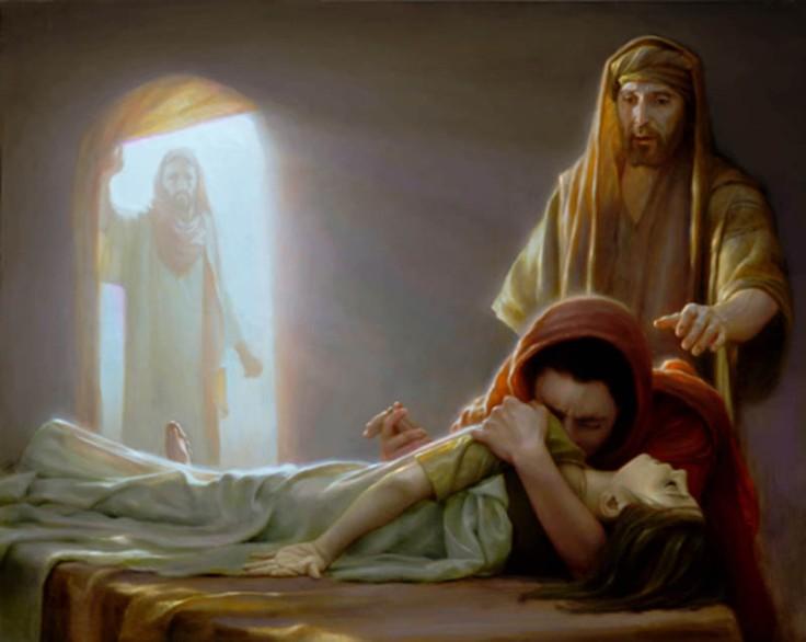 jesus-resurrects-daughter-of-jairus