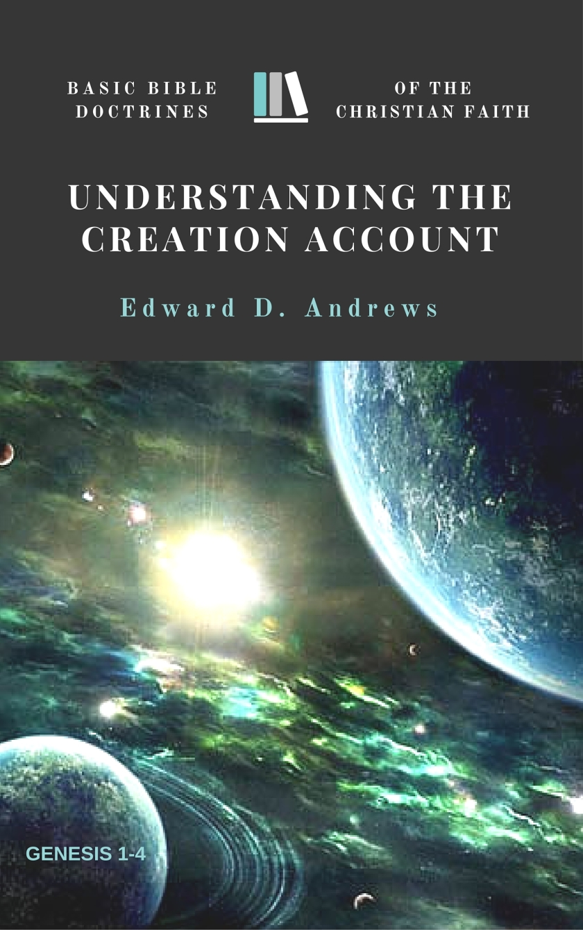 Understaning Creation Account
