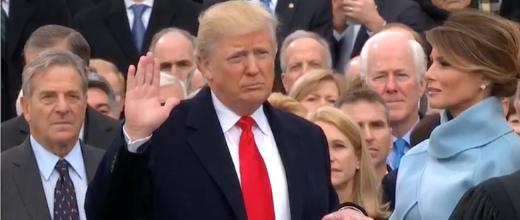 donald-trump-takes-oath