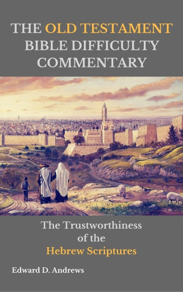 AN OLD TESTAMENT BIBLE DIFFICULTY COMMENTARY