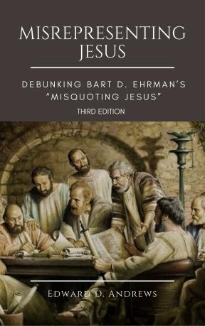 MISREPRESENTING JESUS_Third Edition