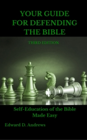 YOUR GUIDE FOR DEFENDING THE BIBLE_Third Edition