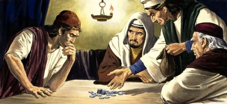 30 pieces of silver_Judas Hanged Himself_02