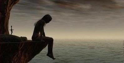 Depressed girl_Z