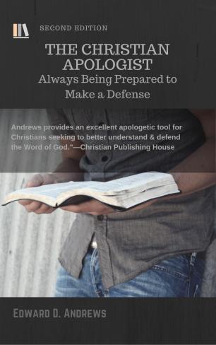 THE CHRISTIAN APOLOGIST