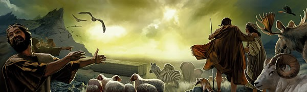 Noah Walked with God_