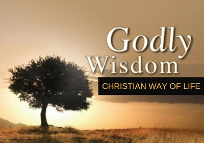 CHRISTIAN WAY OF LIFE_Godly Wisdom_Wisdom of God_Insights