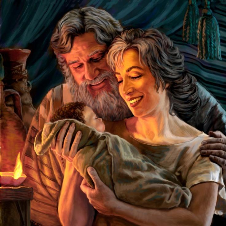 Sarah and Abraham
