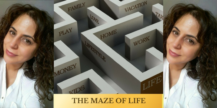 THE MAZE OF LIFE (1)