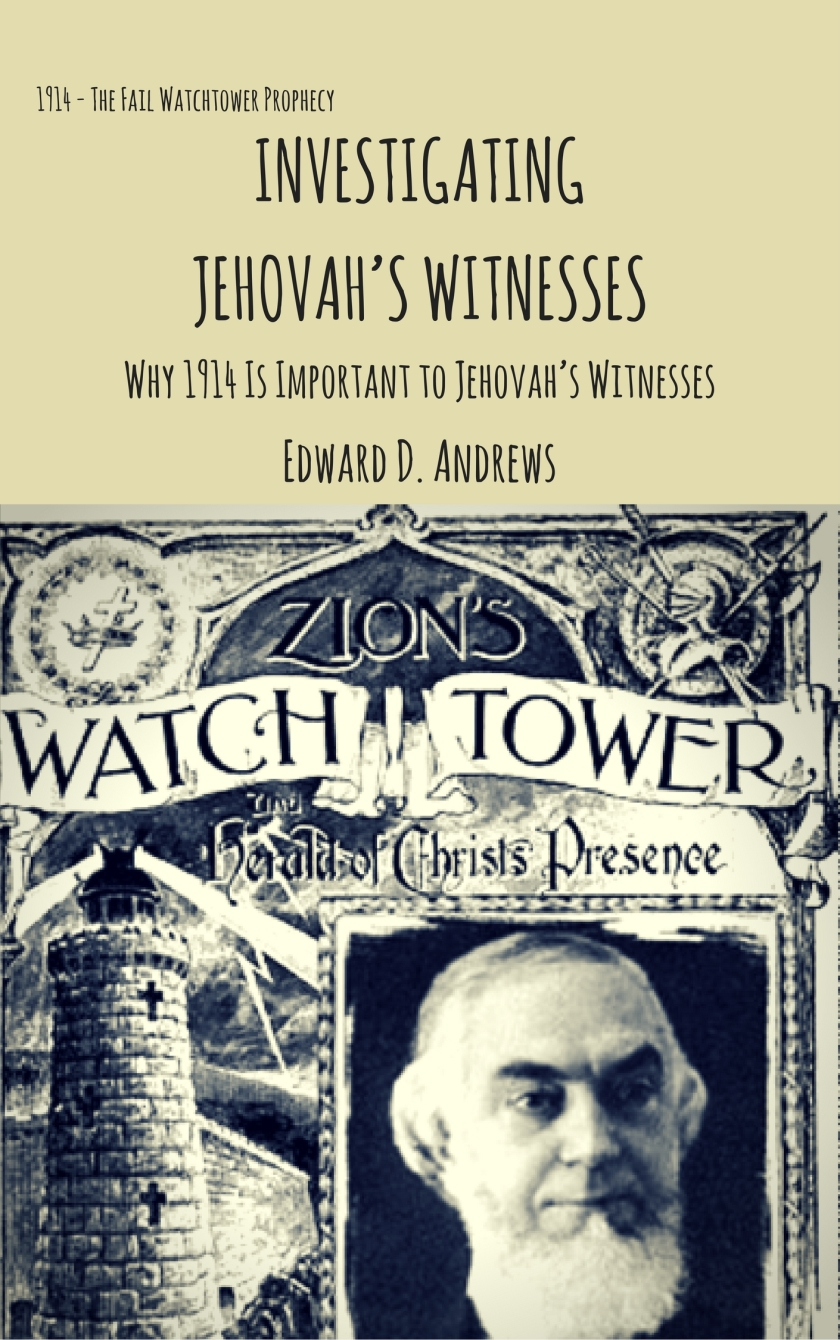 INVESTIGATING JEHOVAH'S WITNESSES