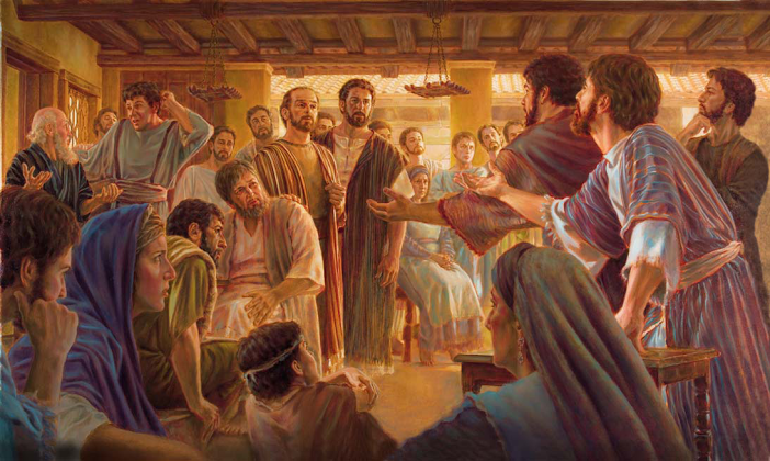 Acts 15 _Early Christians