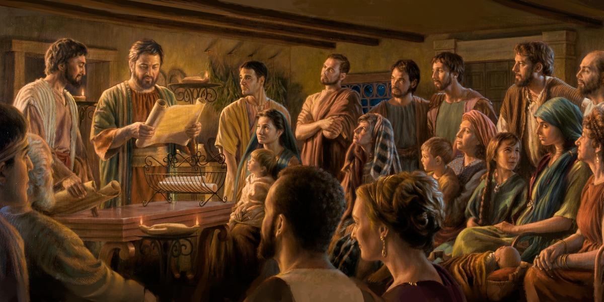 1 timoteo 2 ang dating biblia 7