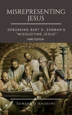 MISREPRESENTING JESUS_Third Edition