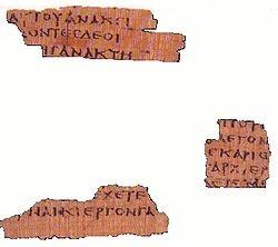 Papyrus 64 Magdalen