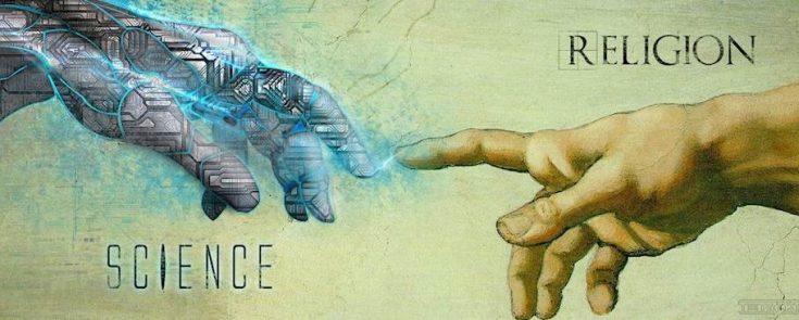 belief in God_science_evolution_creation