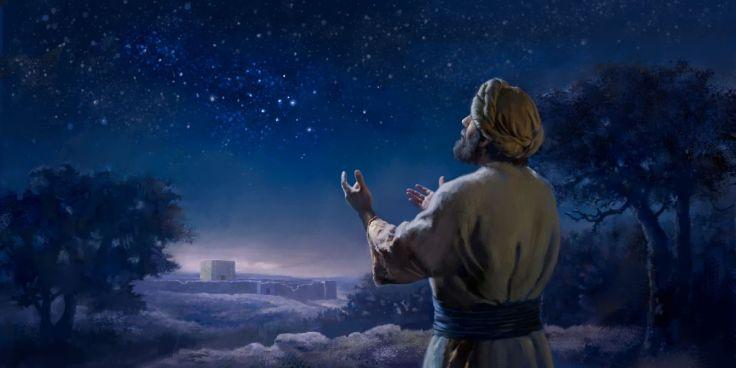 Bible Times_Praying to God