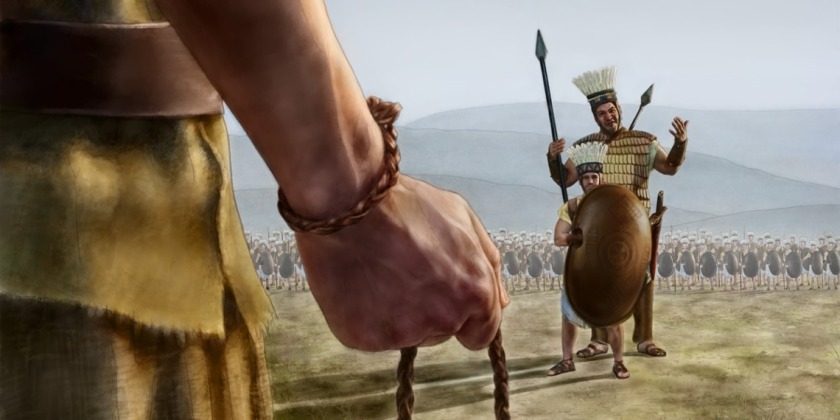 The Israelites Ask for a King - King David_02