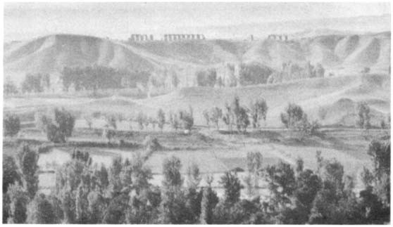 A scene from Asia Minor