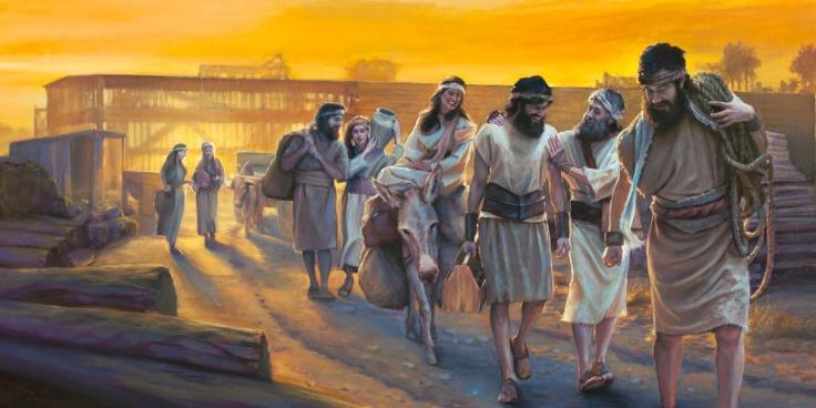 Noah_Bible Character