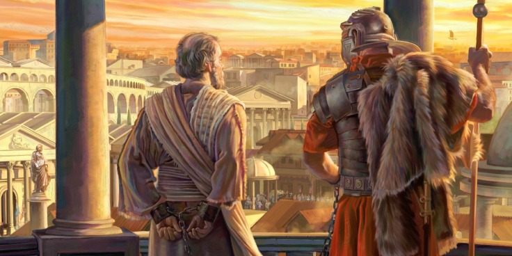 Paul_Bible Character