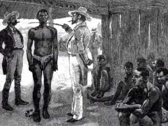 The Slave Auction