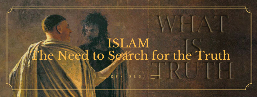 Islam The Need To Search For The Truth Christian Publishing House