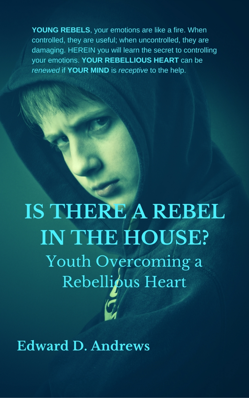 THERE IS A REBEL IN THE HOUSE
