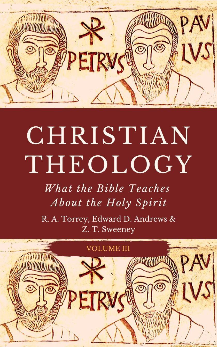 CHRISTIAN THEOLOGY Vol. III