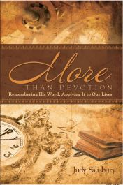 More Than Devotion