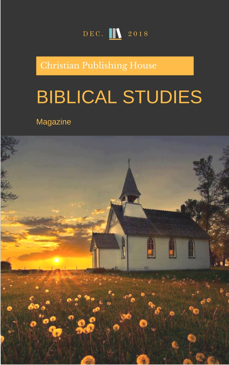 BIBLICAL STUDIES MAGAZINE 12 2018
