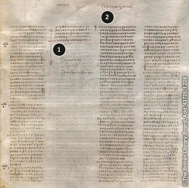 CODEX SINAITICUS_022