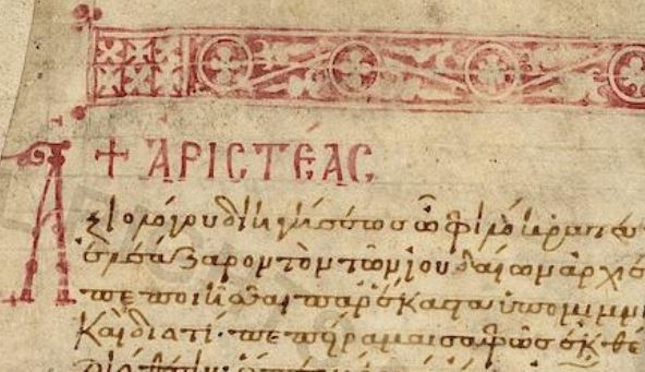 Aristeas-Septuagint