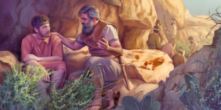 King Saul's son Jonathan