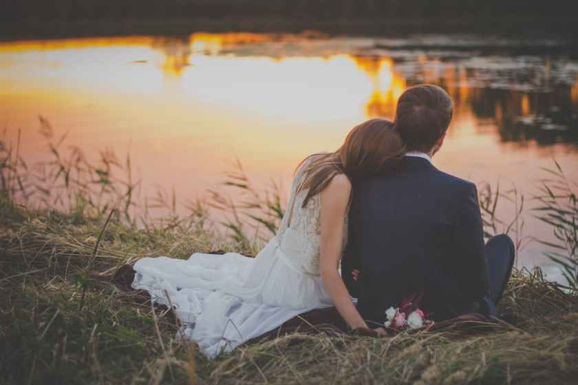 wedding couple-marriage-husband-wife