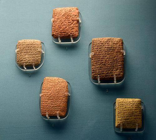 TEL EL-AMARNA tablets