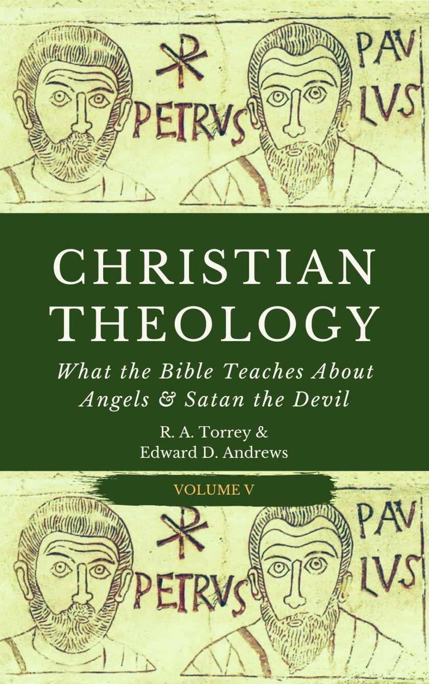 CHRISTIAN THEOLOGY Vol. V