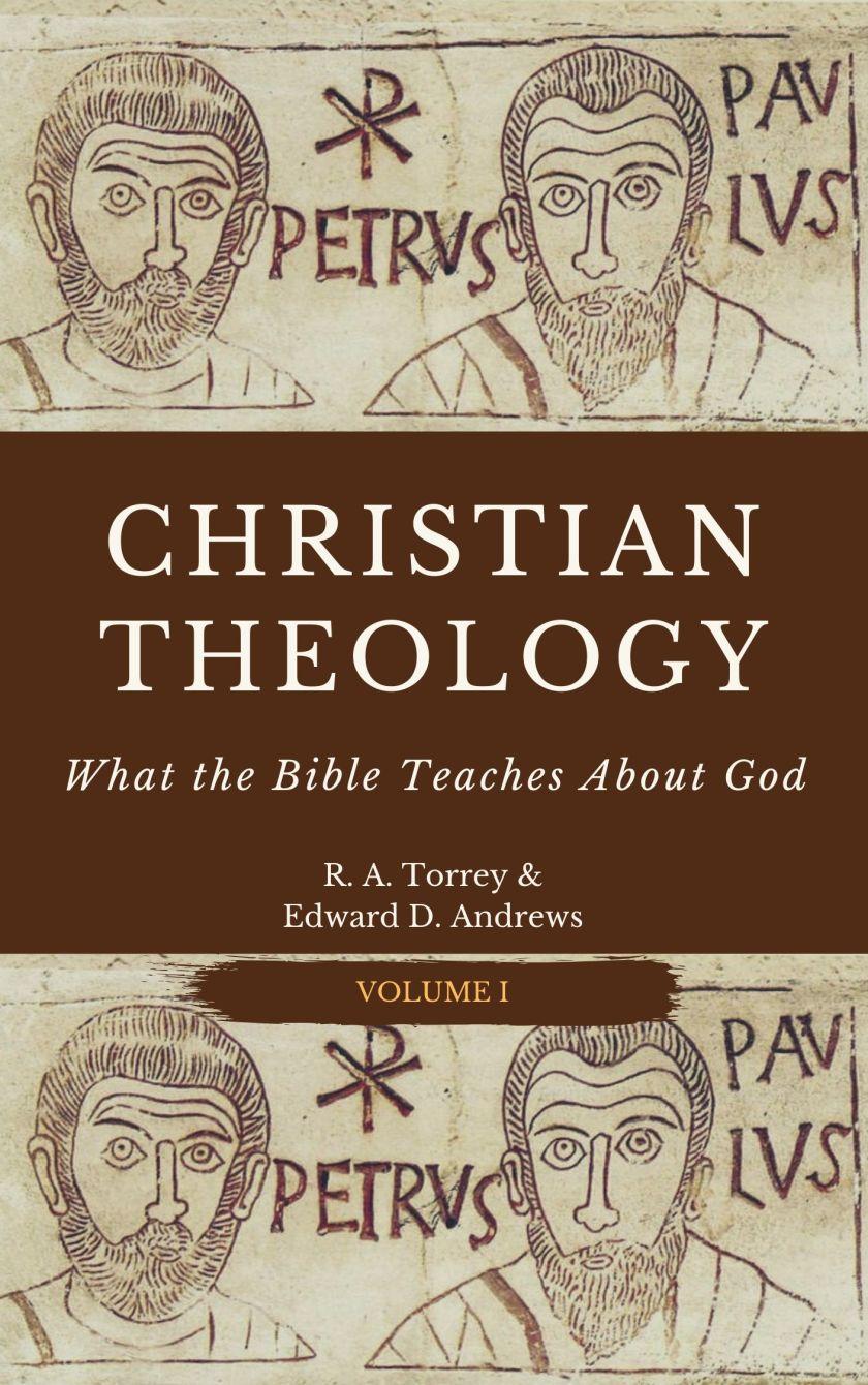 CHRISTIAN THEOLOGY Vol.