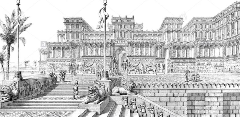 The Palace of Sennacherib