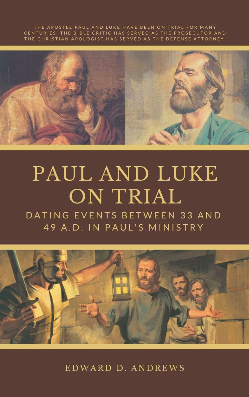 PAUL AND LUKE ON TRIAL
